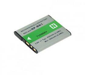 Avacom AKU Sony NP-BN1 Li-ion 3.6V 630mAh 2.3Wh (zelený index) cena od 0,00 €