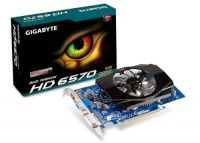 Gigabyte Radeon HD 6570 1 GB cena od 0,00 €