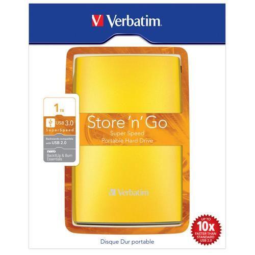 VERBATIM Store 'n' Go 1TB USB 3.0