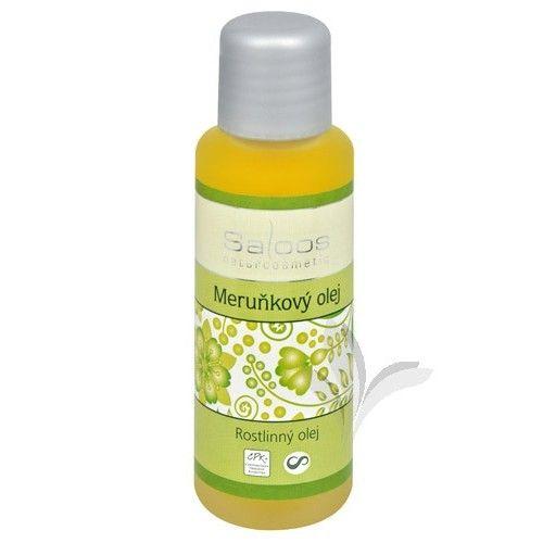 SALOOS Rostlinný meruňkový olej