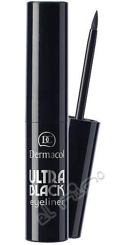 DERMACOL Tekuté oční linky 2,8 ml - odstín Black