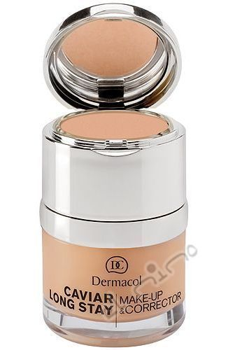 Dermacol Caviar Long Stay Make-Up & Corrector 1 30ml