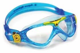 AQUA SPHERE Vista Junior modré / žluté