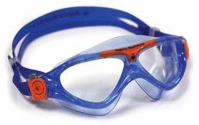 AQUA SPHERE Vista Junior modré / oranžové
