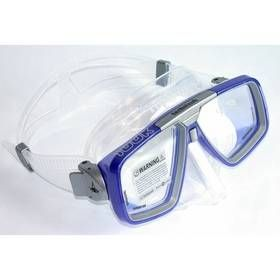 TECHNISUB Look silikon transparent modrá