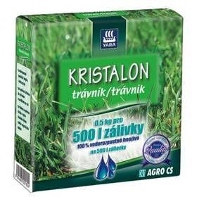 Hnojivo Agro Kristalon Trávník 0,5 kg