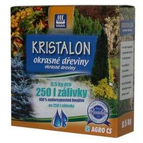 Hnojivo Agro Kristalon, pro okrasné dř. 0,5 kg