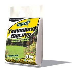 Hnojivo Agro Trávníkové 3 kg