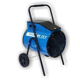 GÜDE GHE 15 kW (85106) modrý