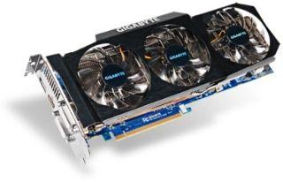 Gigabyte Radeon HD 6970 2GB GDDR5 256 bit, HDMI, DVI, DP cena od 0,00 €