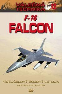 B.M.S. F-16 Falcon - Válečná technika 12 - DVD cena od 4,05 €