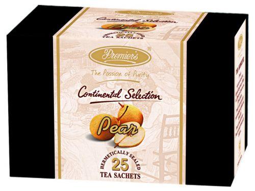 Premier´s HRUŠKA pravý indický černý čaj