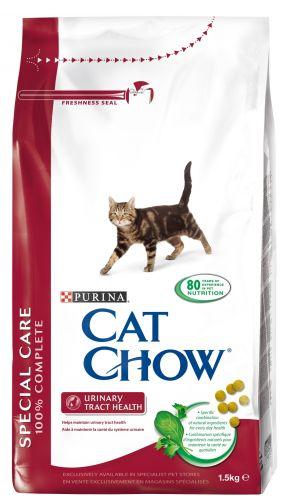 Purina Cat Chow Special Care Urinary 1,5 kg