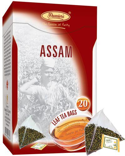 Premier´s ASSAM pravý indický černý čaj