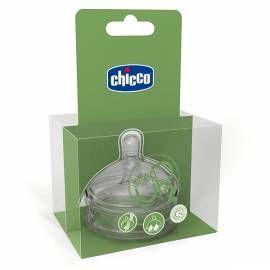 Chicco Step Up Dudlík silikon-3 otvory