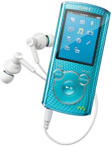 Sony NWZ E463L, 4GB