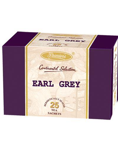 Premier´s EARLGREY pravý indický černý čaj