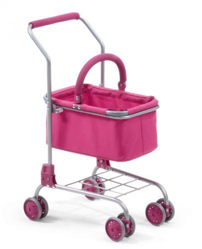 Bayer Nákupný vozík ružový