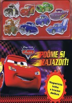EGMONT Autá 2 - Poďme si zajazdiť - Magnetická kniha s hracími dielikmi (autor neuvedený) cena od 8,24 €