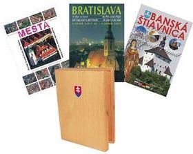 AB Art press Mestá Slovenska – darčekový set (Vladimír Bárta) cena od 0,00 €