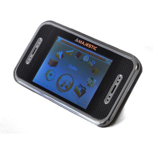 MP3/MP4 přehrávač Majestic-Audiola DS88, kamera, 4GB paměť, E-Book, rádio