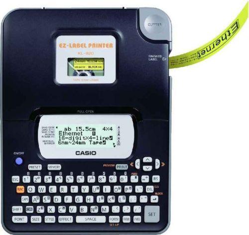 Casio KL 820