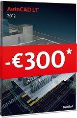 AUTODESK AutoCAD LT 2012 Commercial New SLM LAB 5-Pack cena od 0,00 €