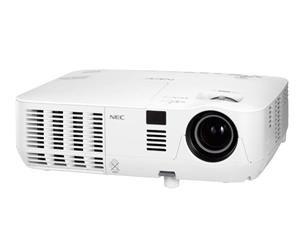 NEC DLP proj. V260W - 2600lm,WXGA,HDMI,RJ45