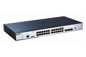 D-Link DGS-3120-24TC/SI Gbit L2 24xGbit, 4x Combo
