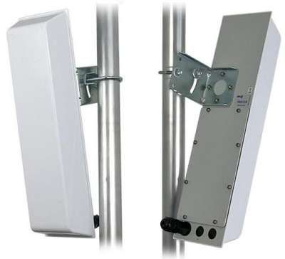 CYBERBAJT GigaSektor Duo BOX 16/120V, 5GHz MIMO 2x vertikal.