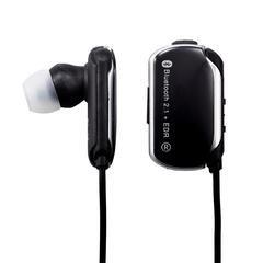 ELECOM Bluetooth sluchátko s mikrofonem, černá