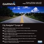Garmin CityNavigator® NT Evropa 2012