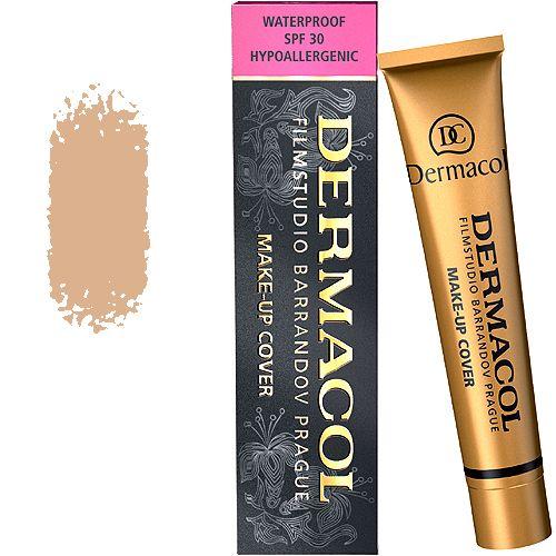 Dermacol Make-Up Cover 213 Make-up 30g pre ženy Odstín 213