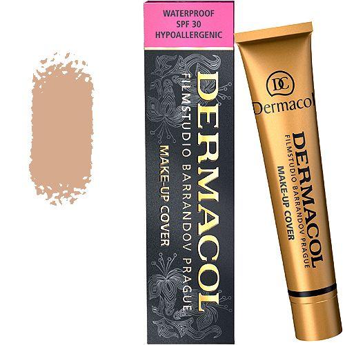 Dermacol Make-Up Cover 221 Make-up 30g pre ženy Odstín 221