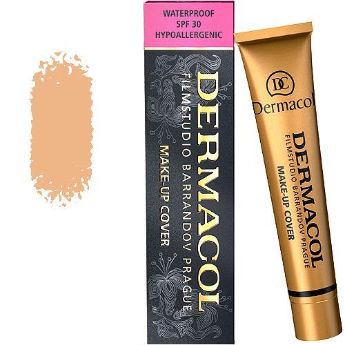 Dermacol Make-Up Cover 212 Make-up 30g pre ženy Odstín 212