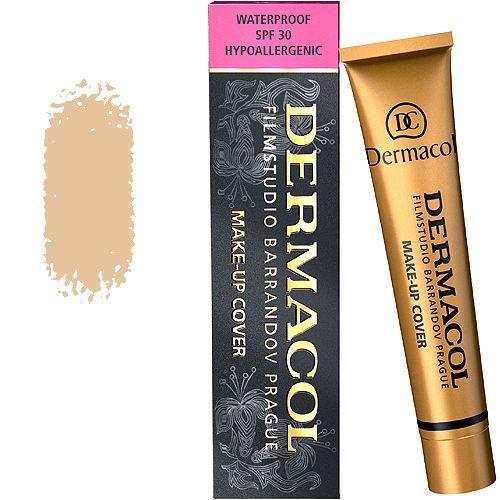 Dermacol Make-Up Cover 211 Make-up 30g pre ženy Odstín 211