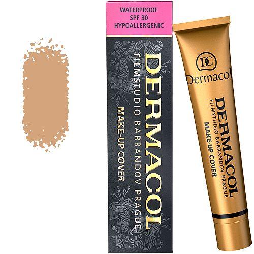 Dermacol Make-Up Cover 215 Make-up 30g pre ženy Odstín 215