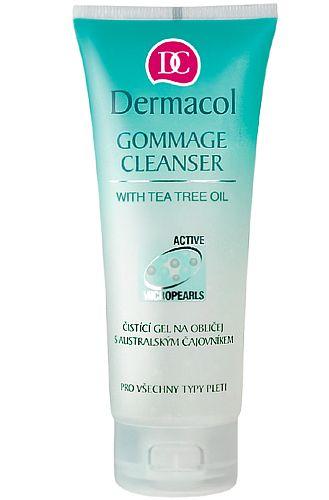 Dermacol Gommage Cleanser-čistící gel na obličej 100m