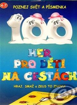 Diana Miteva 100 her pro děti na cestách