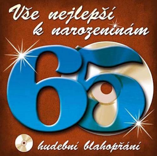 Popron Média Vše nejlepší k narozeninám! 65 - Hudební blahopřání - CD