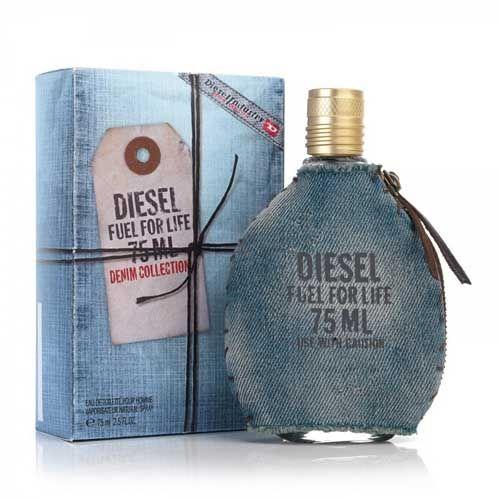 Diesel Fuel for Life Denim Collection Homme 50ml cena od 0,00 €