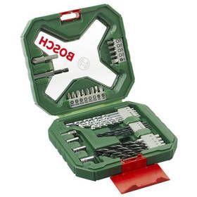 Sada náradia 34 dielna Bosch X-Line 2607010608 cena od 15,90 €