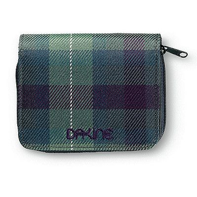 Peňaženka Dakine Soho tartan