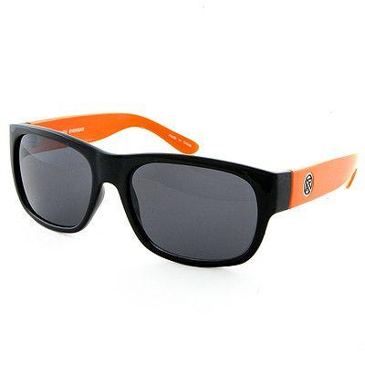 Filtrate Banray black/orange