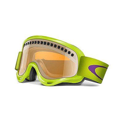 Snowboardové okuliare Oakley Xs o frame enamel mint