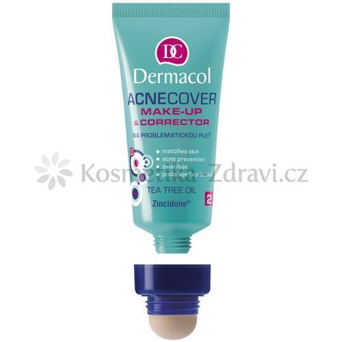 Dermacol Acnecover Make-Up & Corrector 02 30ml