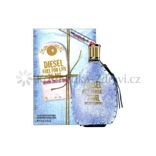 Diesel Fuel for Life Denim Collection Femme 75ml cena od 0,00 €