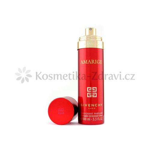 Givenchy Amarige - deodorant ve spreji 100 ml cena od 0,00 €