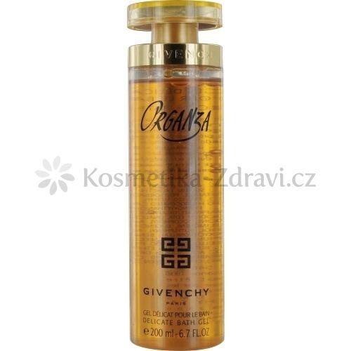 Givenchy Organza - sprchový gel 200 ml cena od 0,00 €