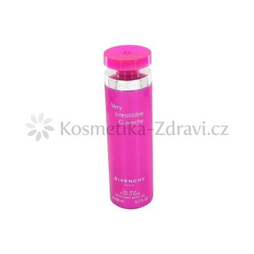 Givenchy Very Irresistible - sprchový gel 200 ml cena od 0,00 €